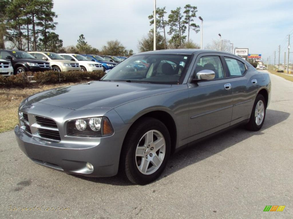 2007 Dodge Charger For Sale >> 2007 Dodge Charger SXT in Silver Steel Metallic - 814834 ...