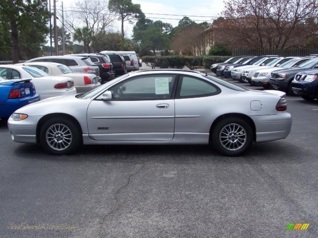2001 pontiac grand prix gtp coupe in galaxy silver metallic 219519 jax sports cars cars for sale in florida jax sports cars