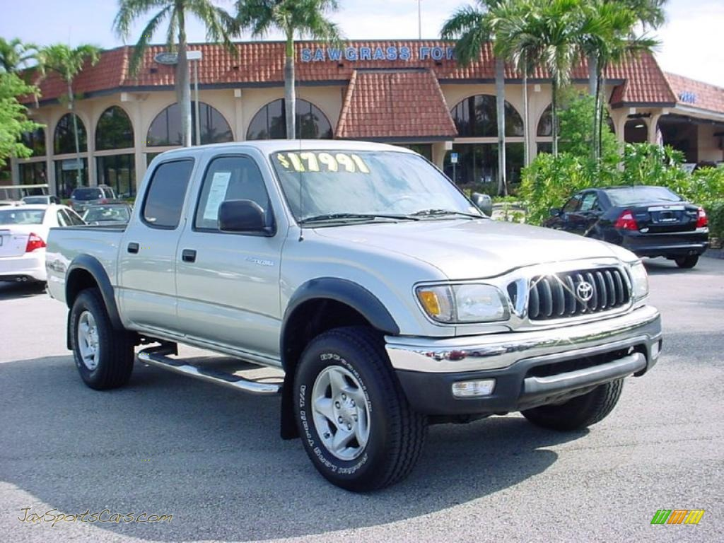 2003 Toyota Tacoma V6 TRD PreRunner Double Cab in Lunar ...