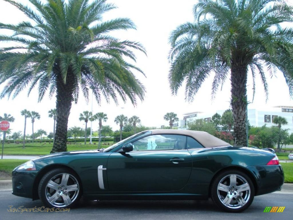 Jaguar Emerald Fire Emerald Fire Green Metallic /