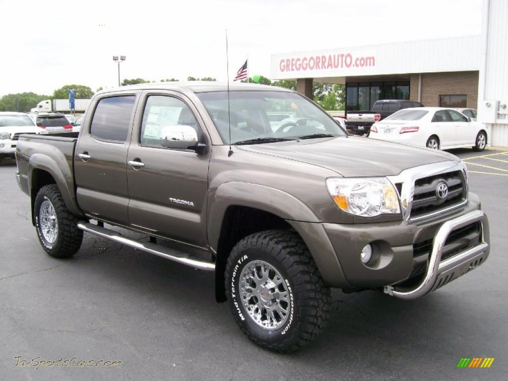 2010 toyota tacoma v6 sr5 double cab 4x4 in pyrite mica 050421 jax sports cars cars for. Black Bedroom Furniture Sets. Home Design Ideas