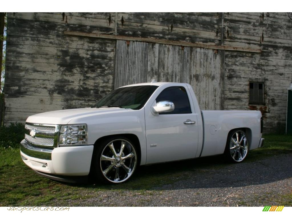 2008 chevrolet silverado 1500 ls regular cab in summit. Black Bedroom Furniture Sets. Home Design Ideas