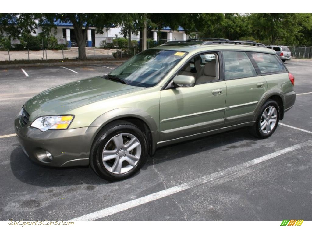 2007 subaru outback 3 0r l l bean edition wagon in willow. Black Bedroom Furniture Sets. Home Design Ideas