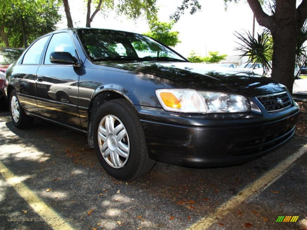 2001 Toyota Camry LE in Black - 805074   Jax Sports Cars ...