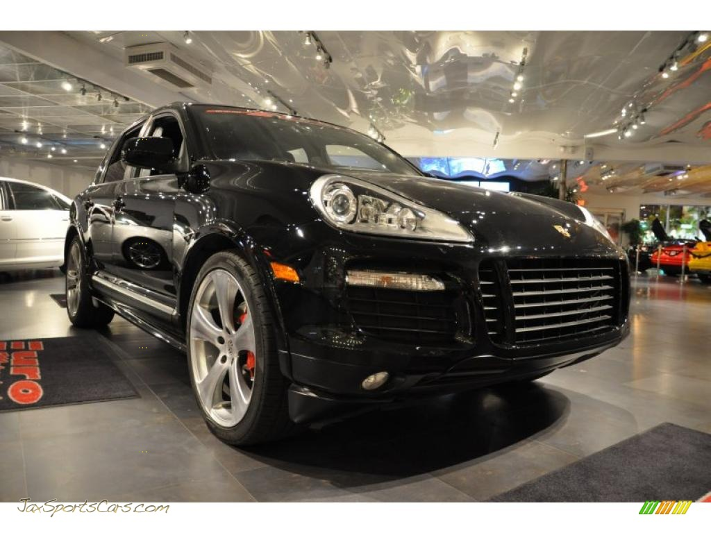 2008 porsche cayenne gts in black a73082 jax sports cars cars for sale in florida. Black Bedroom Furniture Sets. Home Design Ideas