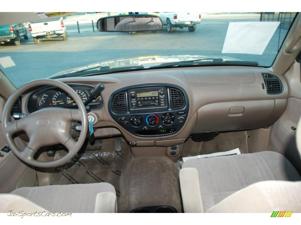 2002 Toyota Tundra Sr5 Access Cab In Desert Sand Photo 15