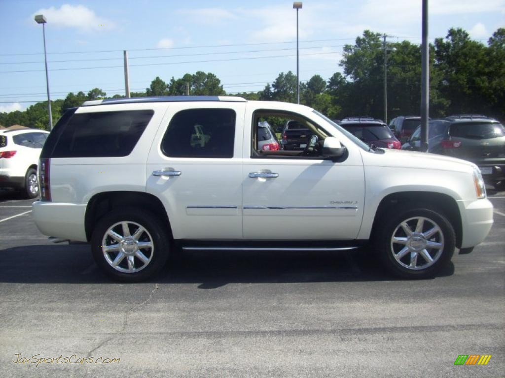 2010 gmc yukon denali awd in summit white 253254 jax. Black Bedroom Furniture Sets. Home Design Ideas