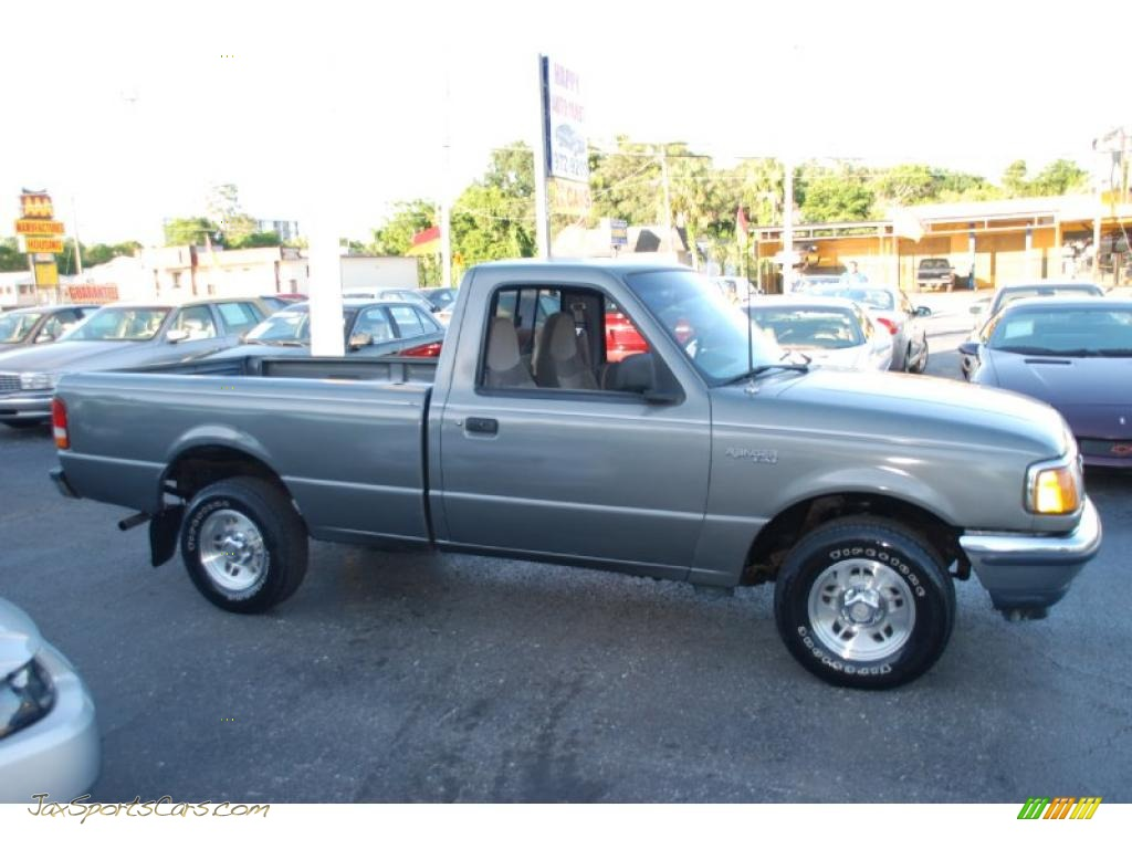 1994 Ford Ranger Xlt Regular Cab In Medium Platinum
