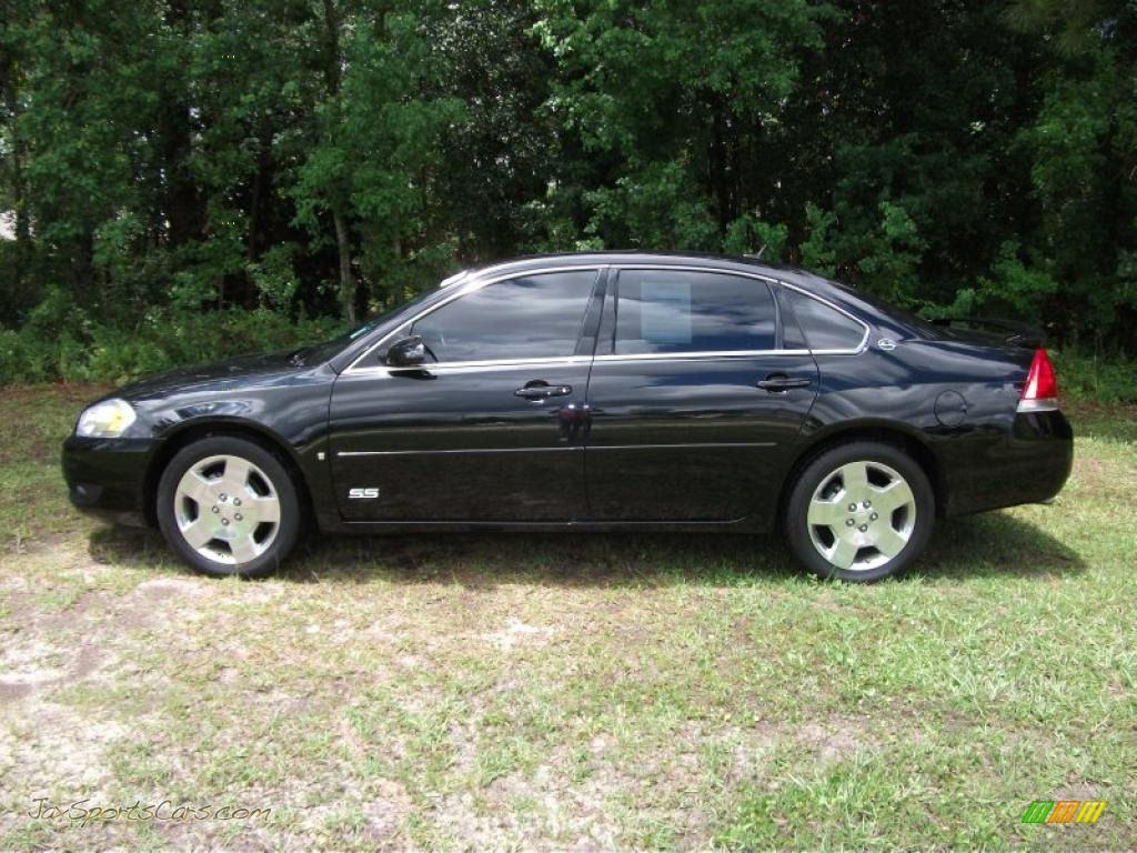 2007 Chevrolet Impala Ss In Black 256225 Jax Sports