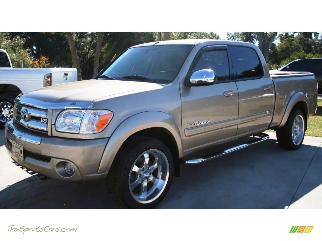 2006 Toyota Tundra SR5 X-SP Double Cab in Desert Sand Mica ...