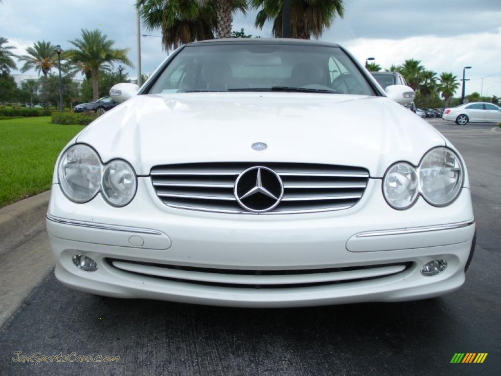 2004 mercedes benz clk 320 cabriolet in alabaster white for 2004 mercedes benz clk 500
