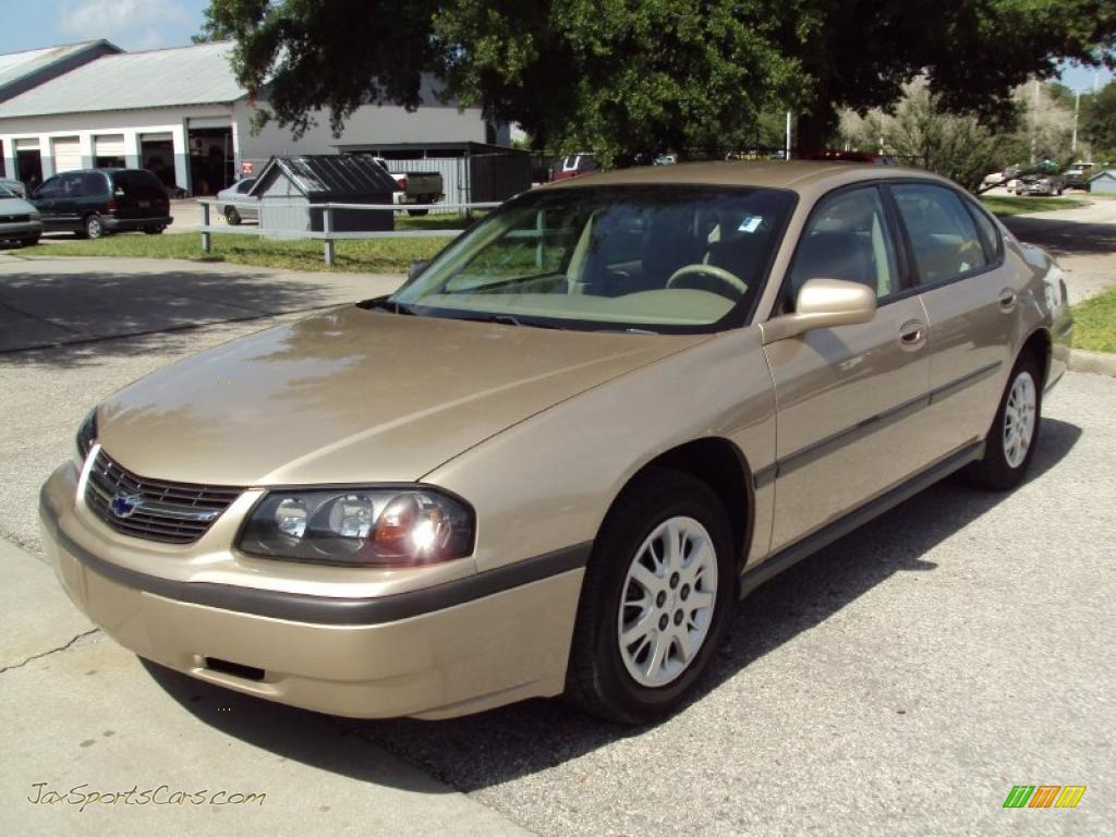 2004 chevrolet impala in sandstone metallic 381734 jax. Cars Review. Best American Auto & Cars Review