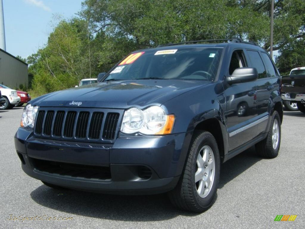 2010 jeep grand cherokee laredo in modern blue pearl. Black Bedroom Furniture Sets. Home Design Ideas