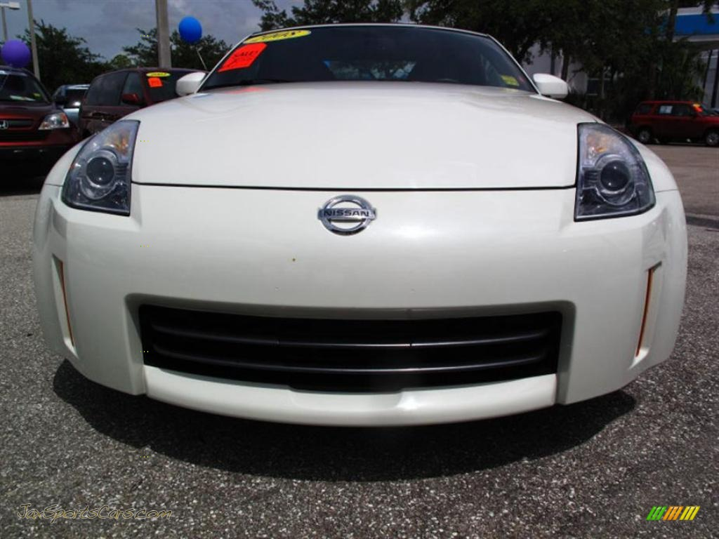 2008 nissan 350z grand touring roadster in pikes peak white pearl photo 7 851844 jax sports. Black Bedroom Furniture Sets. Home Design Ideas