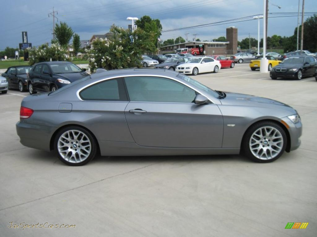 2007 bmw 3 series 328i coupe in space gray metallic photo 4 v73639 jax sports cars cars. Black Bedroom Furniture Sets. Home Design Ideas