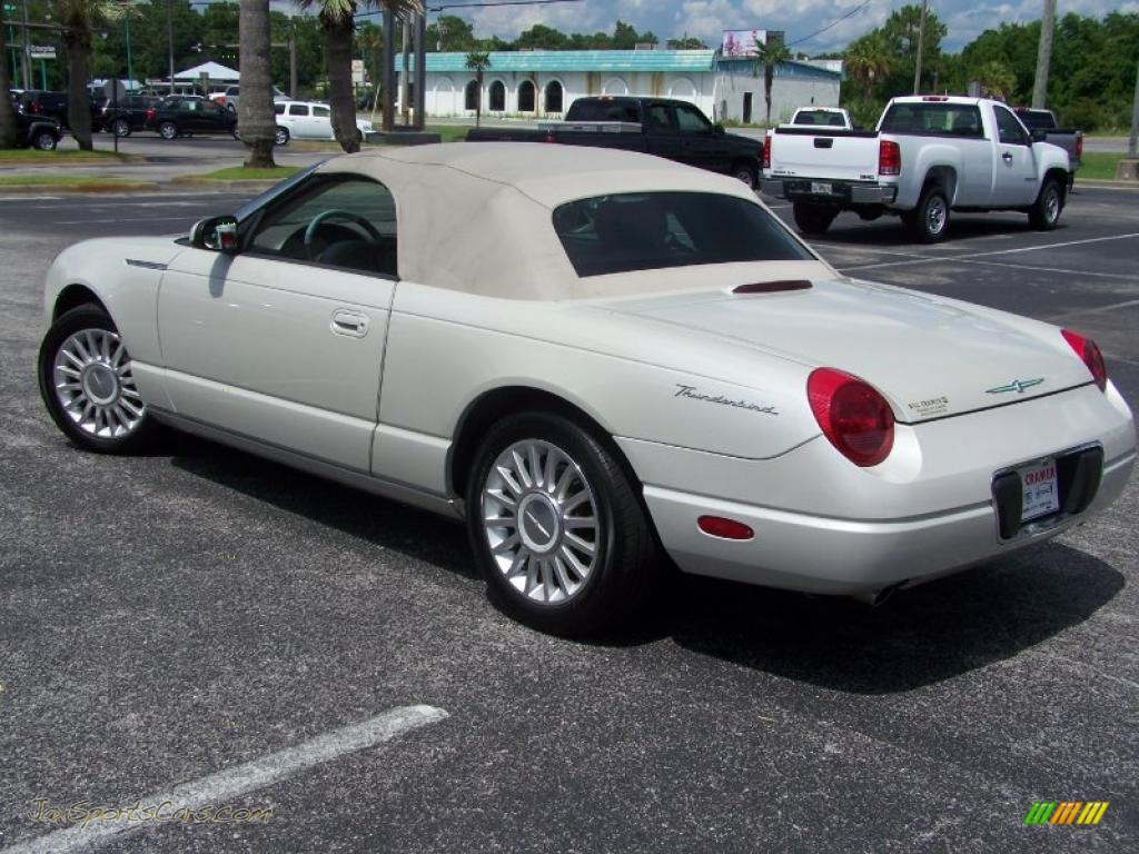 2005 ford thunderbird 50th anniversary for sale. Black Bedroom Furniture Sets. Home Design Ideas