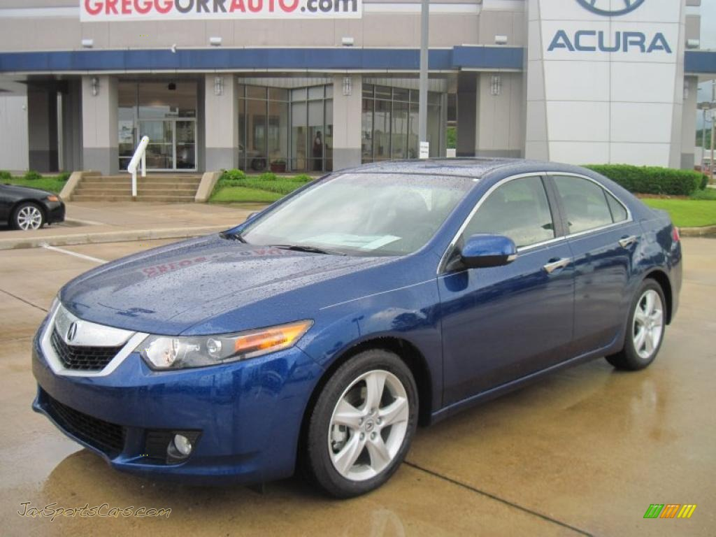 2010 acura tsx sedan in vortex blue pearl photo 2. Black Bedroom Furniture Sets. Home Design Ideas