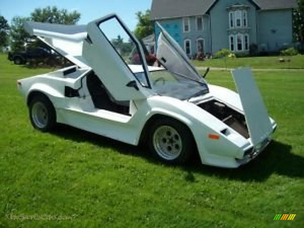 1985 pontiac fiero lamborghini kit car in white photo 3 245308 1985 fiero lamborghini kit car white gray photo 3 sciox Gallery