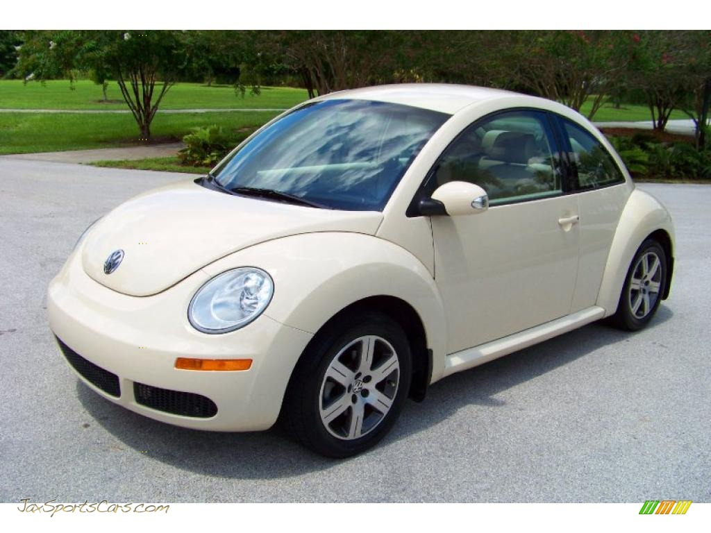 2006 Volkswagen New Beetle Tdi Coupe In Harvest Moon Beige