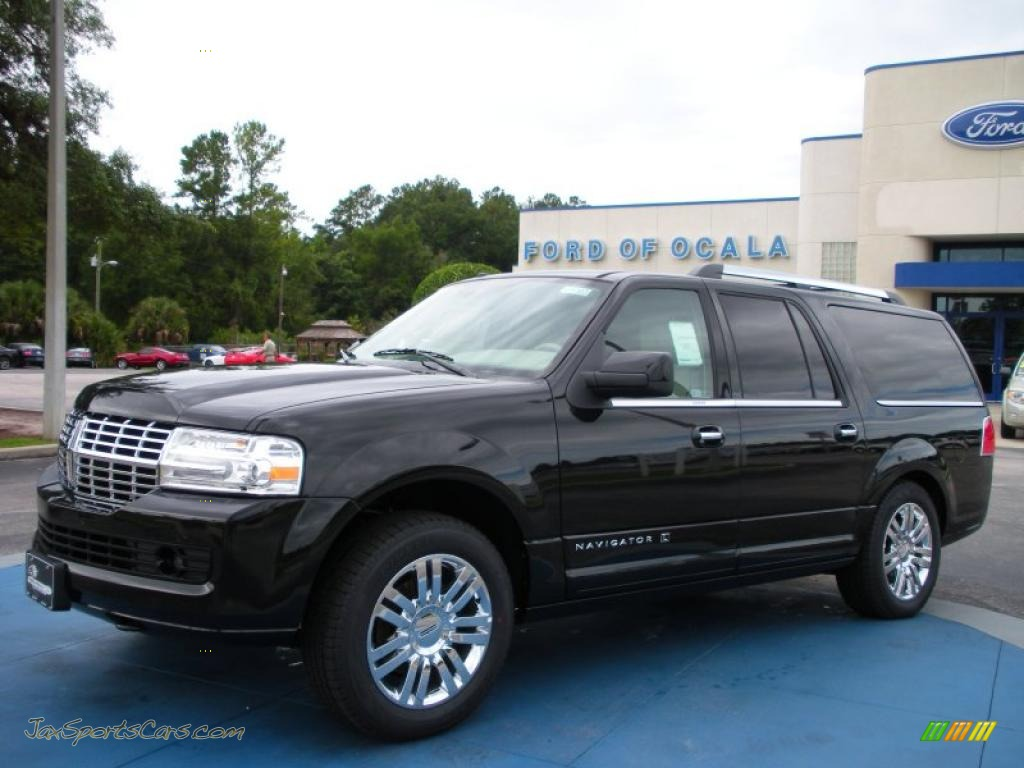 Cars For Sale In Montgomery Al >> 2010 Lincoln Navigator Limited Edition in Tuxedo Black ...
