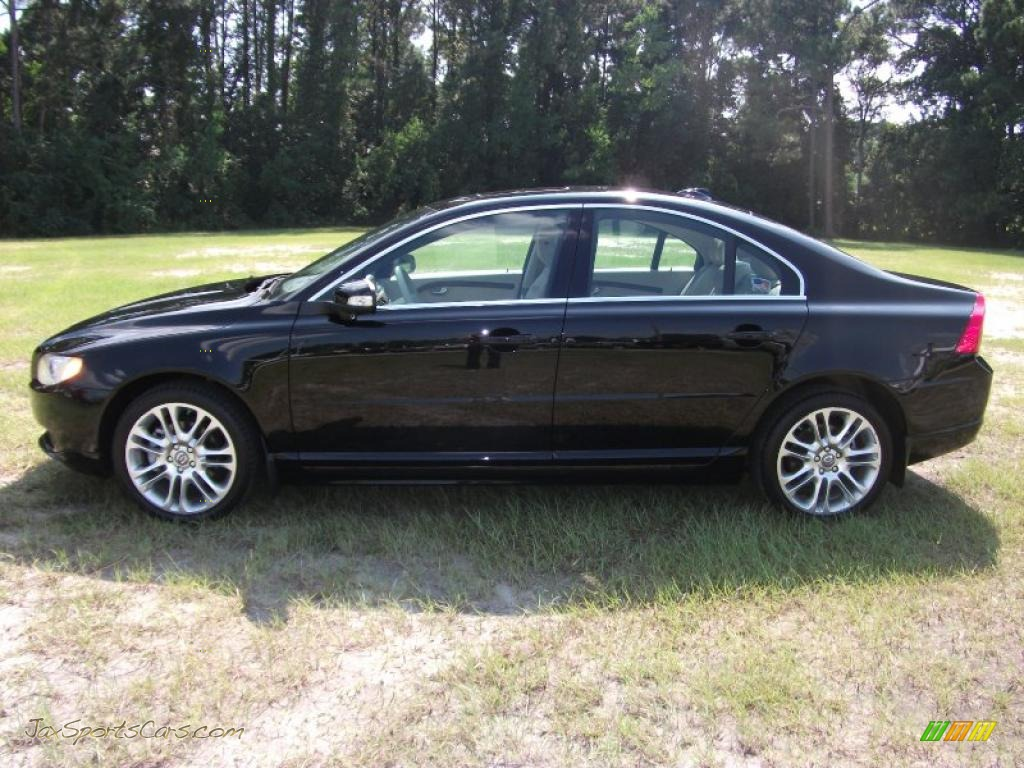 2008 Volvo S80 3.2 in Black - 052136 | Jax Sports Cars - Cars for sale in FLorida