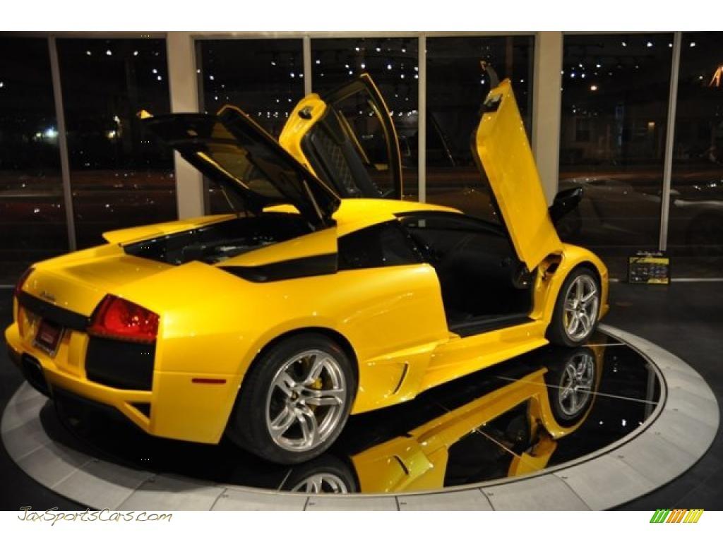 2007 Lamborghini Murcielago Lp640 Coupe In Giallo Evros