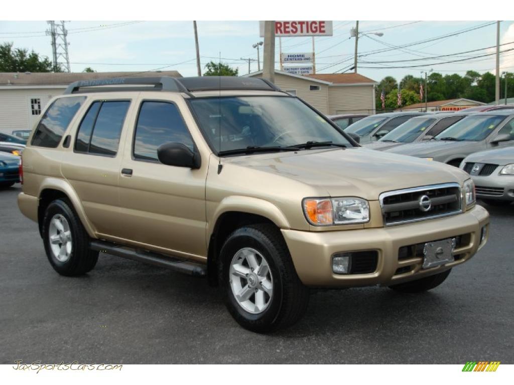 2004 nissan pathfinder se in luminous gold metallic photo for Nissan motor corp phone number