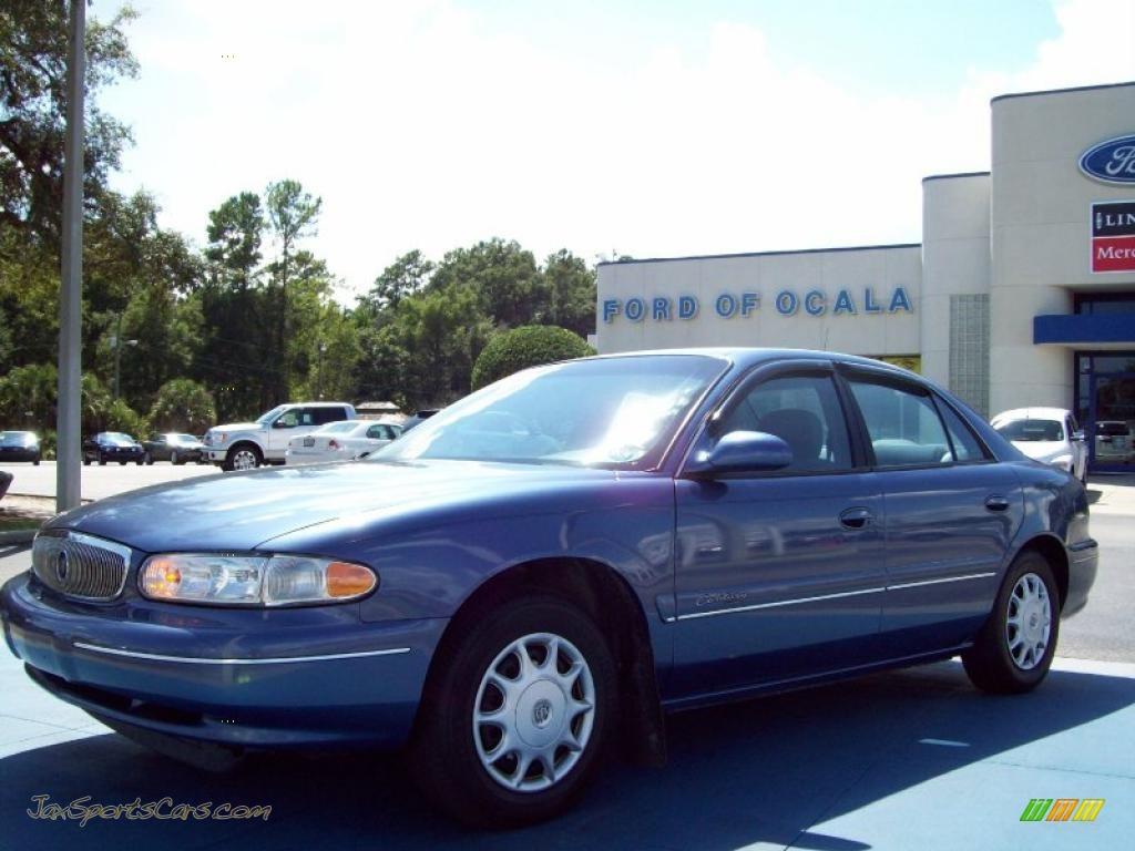 on 1998 Buick Century Custom Interior