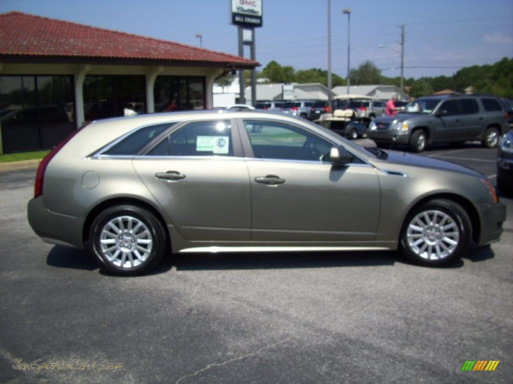 2011 cadillac cts 3 0 sport wagon in tuscan bronze chromaflair. Cars Review. Best American Auto & Cars Review