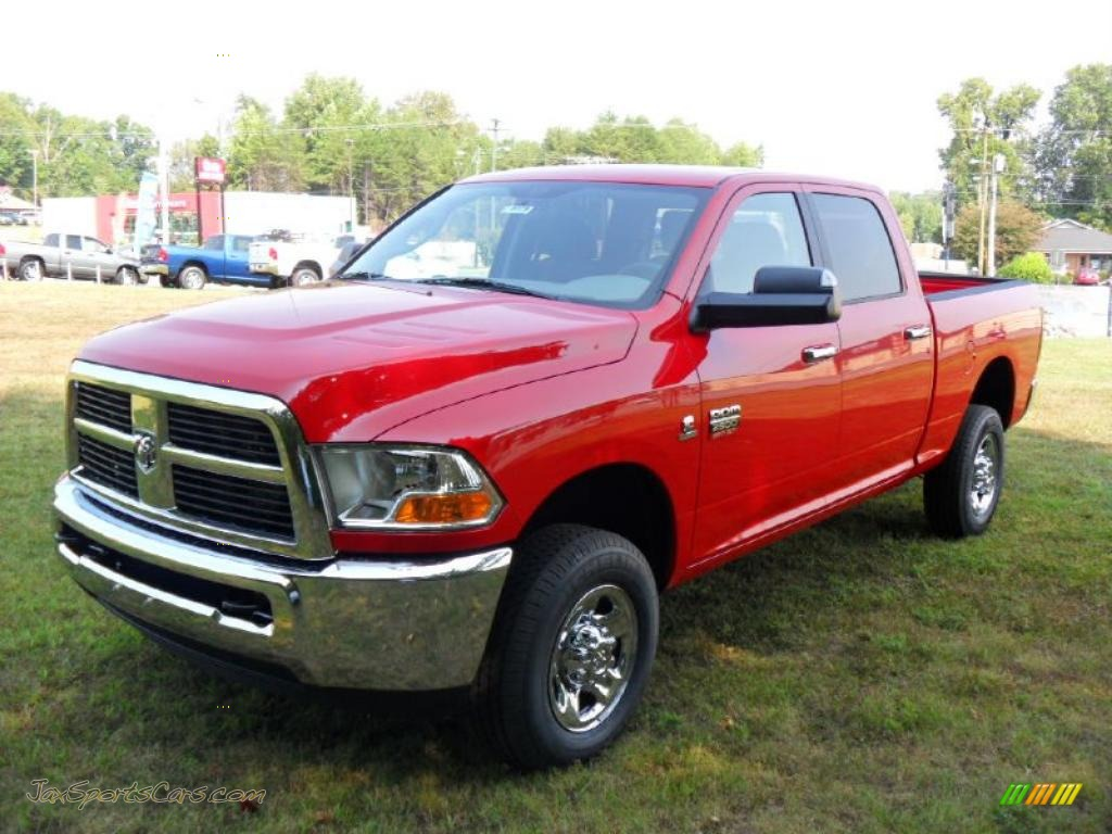 2011 ram 2500 red 200 interior and exterior images. Black Bedroom Furniture Sets. Home Design Ideas