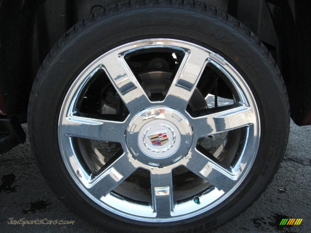 2008 Cadillac Escalade Ext Awd In Sonoma Red Photo 7