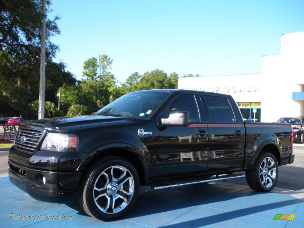 For sale is a 2008 ford f150 f series and superduty harley davidson
