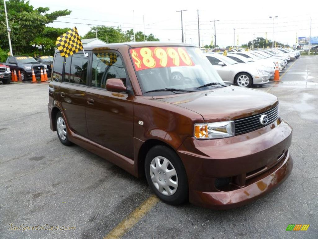 2006 scion xb in maziora torched penny 122444 jax sports cars cars for sale in florida. Black Bedroom Furniture Sets. Home Design Ideas
