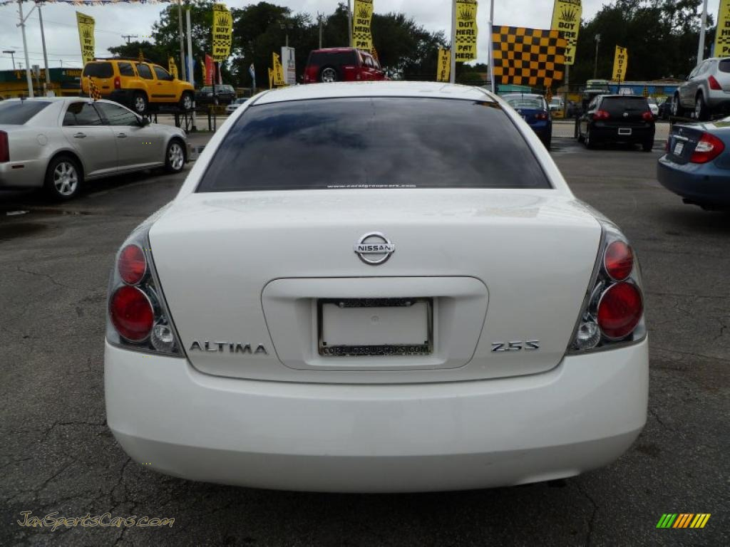 2005 nissan altima 25 s in satin white pearl photo 5 244651 2005 altima 25 s satin white pearl frost gray photo 5 vanachro Images