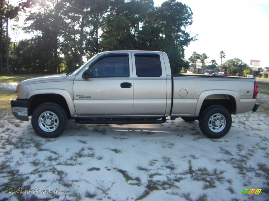 2004 chevrolet silverado 2500hd lt extended cab 4x4 in. Black Bedroom Furniture Sets. Home Design Ideas