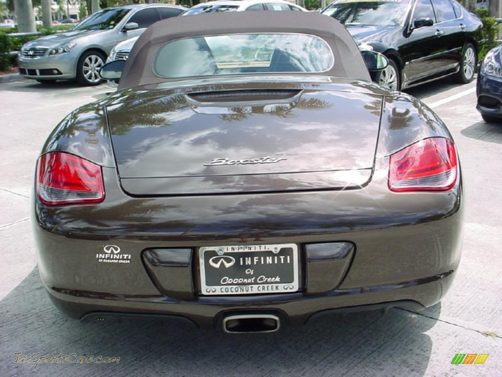 2009 porsche boxster in macadamia metallic photo 7 710877 jax sports cars cars for sale. Black Bedroom Furniture Sets. Home Design Ideas
