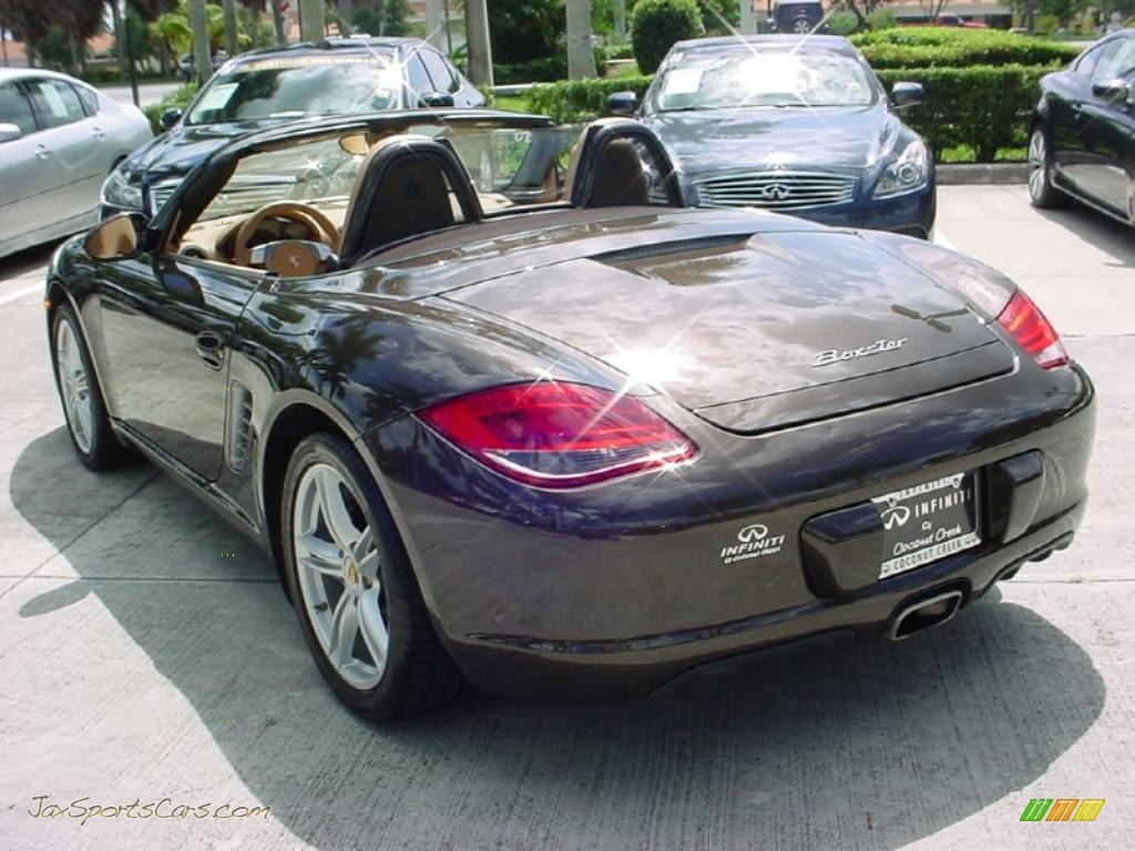 2009 porsche boxster in macadamia metallic photo 9 710877 jax sports cars cars for sale. Black Bedroom Furniture Sets. Home Design Ideas