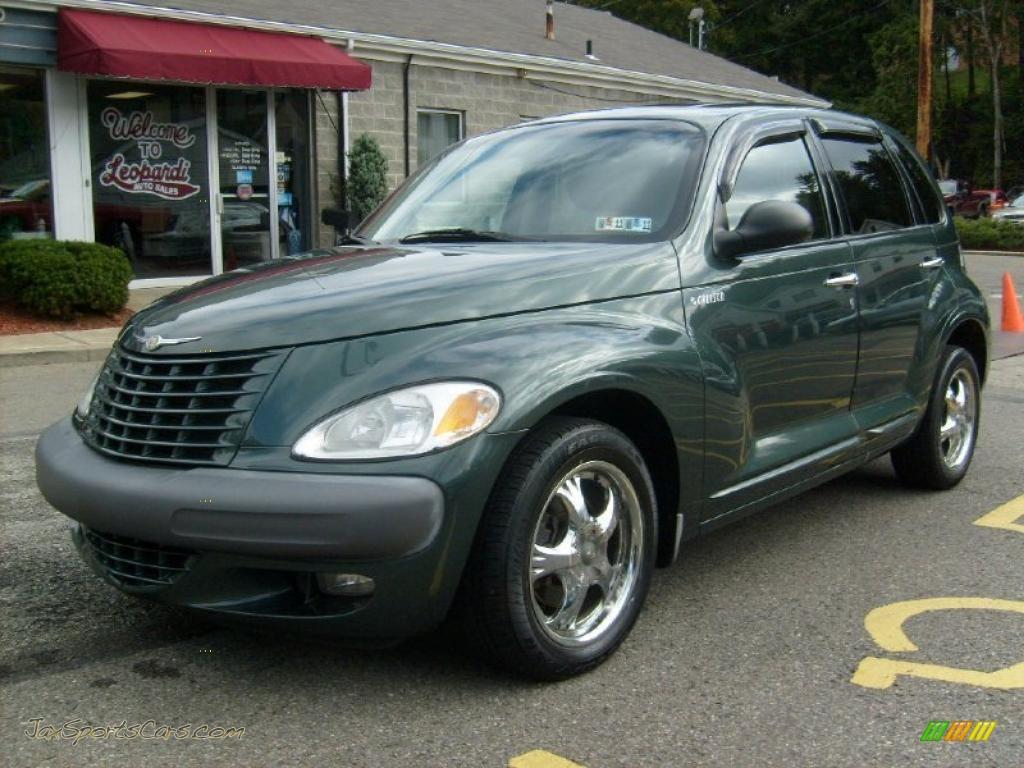 2001 Chrysler pt cruiser crash test #5