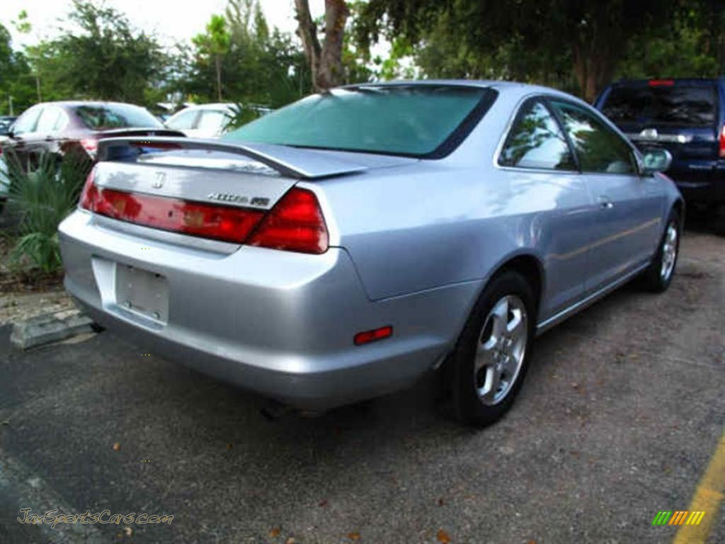 2000 Honda Accord EX V6 Coupe in Satin Silver Metallic ...