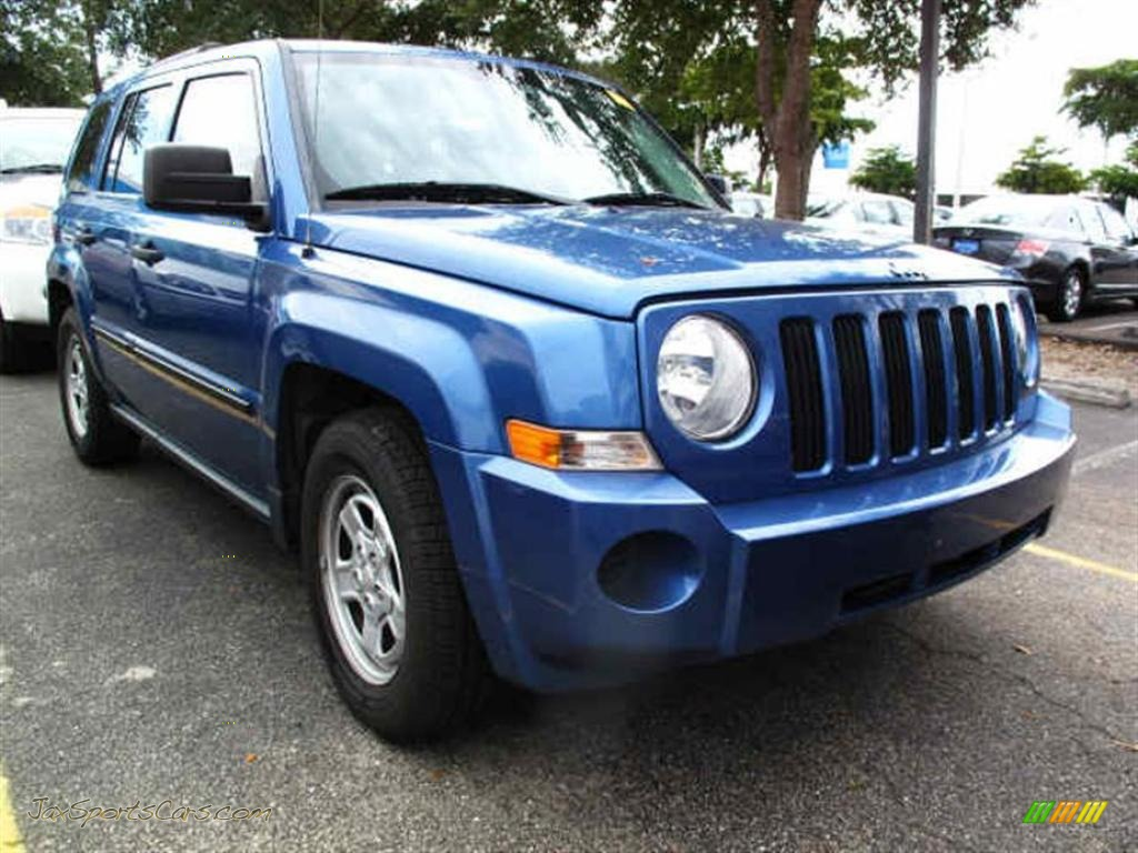 Acura Fort Myers >> 2007 Jeep Patriot Sport 4x4 in Marine Blue Pearl photo #3 ...