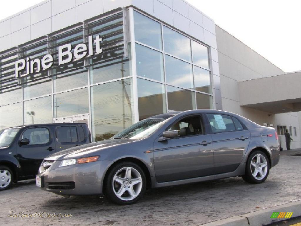 acura tl 2006 by 2006 acura tl 3 2 in anthracite metallic 029243 jax sports