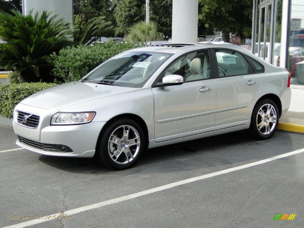 2010 volvo s40 in silver metallic 513497 jax sports cars cars for sale in florida. Black Bedroom Furniture Sets. Home Design Ideas