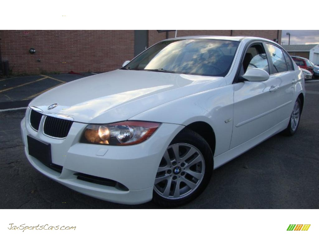 2007 bmw 3 series 328xi sedan in alpine white x54473. Black Bedroom Furniture Sets. Home Design Ideas