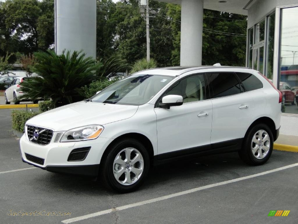 2011 Volvo Xc60 3 2 In Ice White 156064 Jax Sports Cars Cars For Sale In Florida