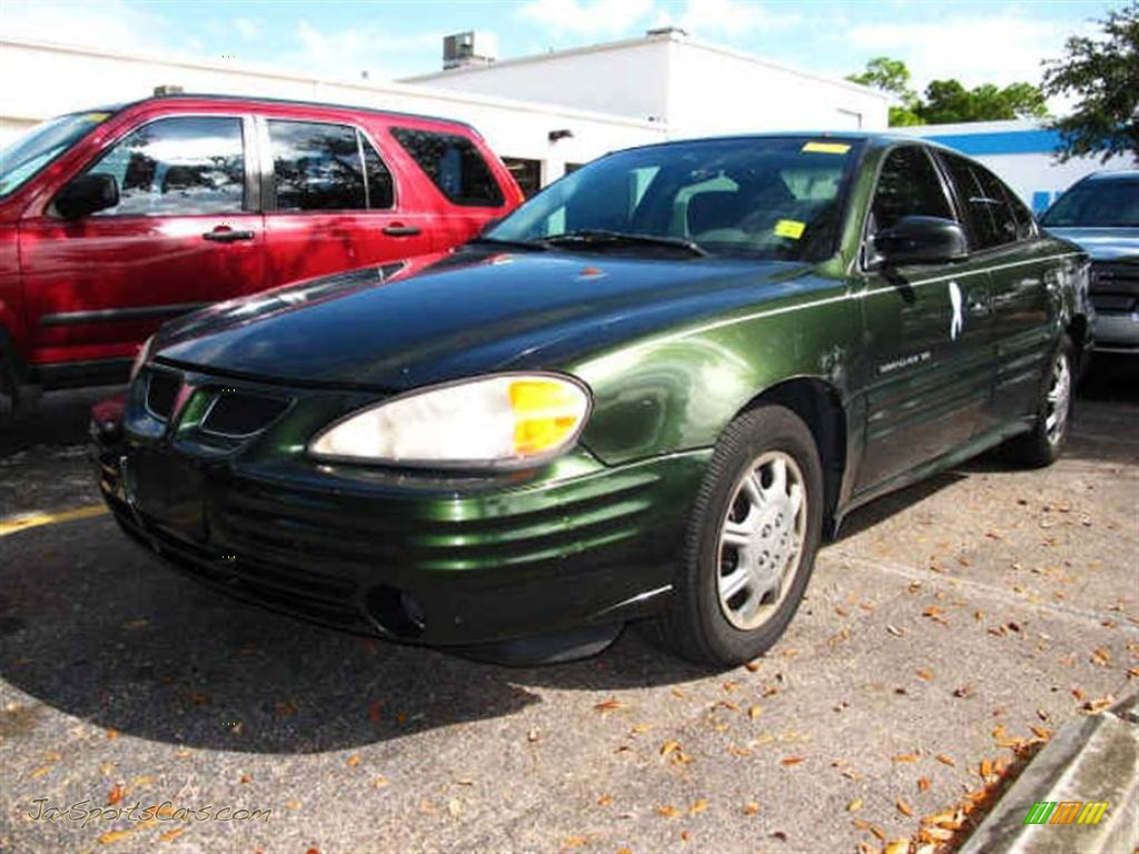 2003 Pontiac Grand Am Green - Viewing Gallery