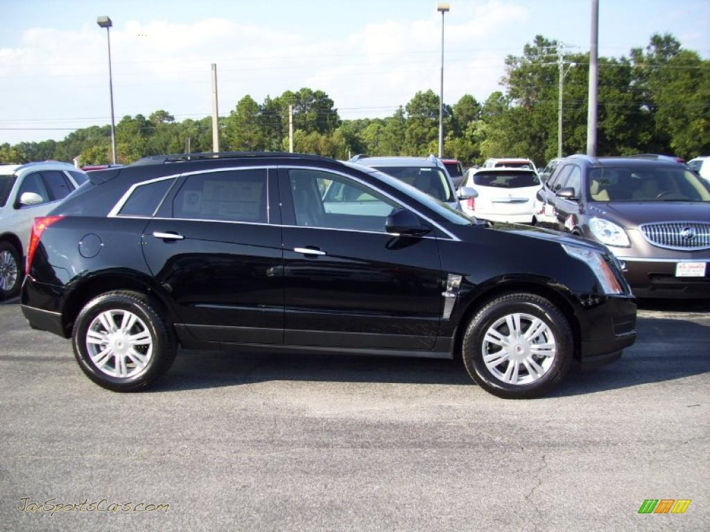 2011 cadillac srx fwd in black ice metallic 542540 jax sports cars cars for sale in florida. Black Bedroom Furniture Sets. Home Design Ideas