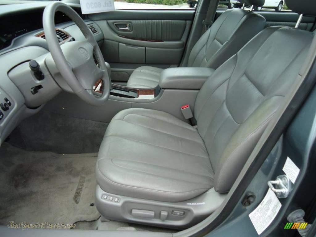 2001 toyota avalon xls in woodland green pearl photo 5 for Woodland motors phone number
