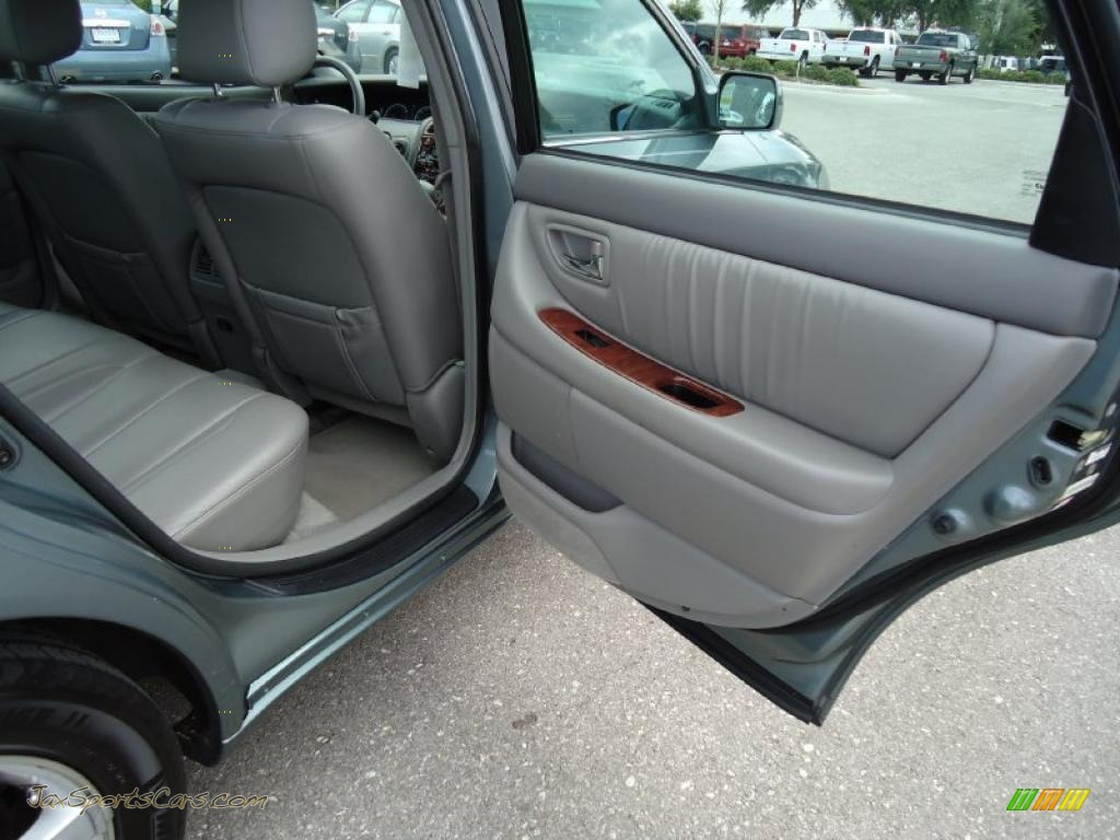 2001 toyota avalon xls in woodland green pearl photo 15 for Woodland motors phone number