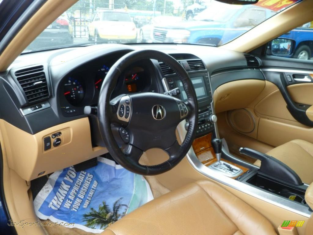 2004 Acura TL 3.2 in Abyss Blue Pearl photo #7 - 041854 | Jax Sports Cars - Cars for sale in FLorida