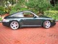 2eb4501caa0b25 2008 Porsche 911 Targa 4S in Forest Green Metallic - 755357